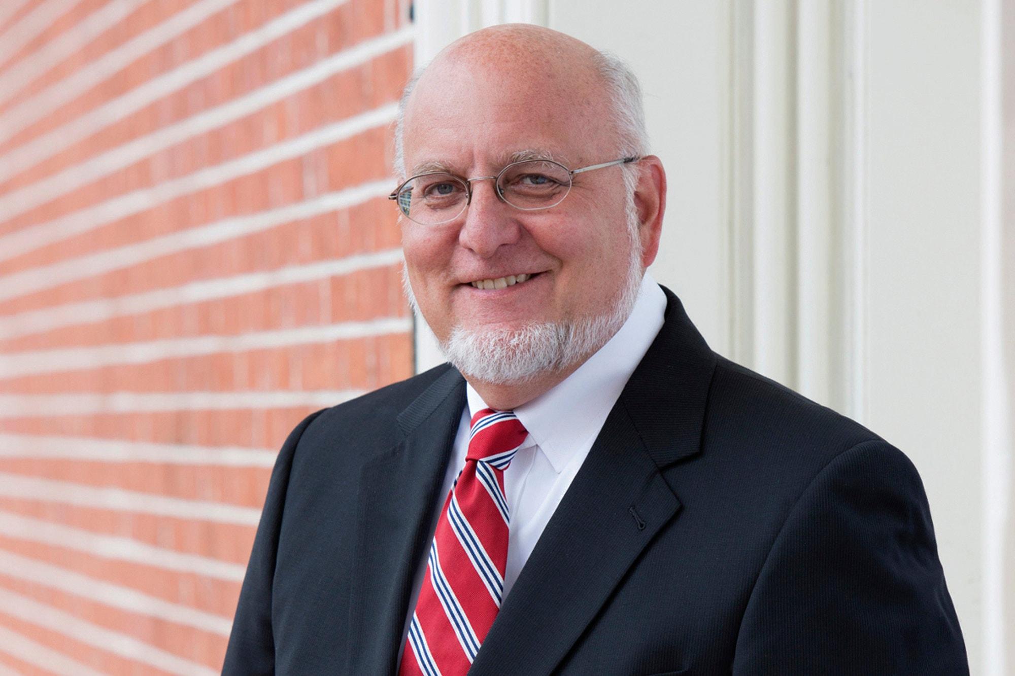 CDC director Robert Redfield