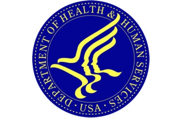 The logo of the U.S. Department of Health and Human Services