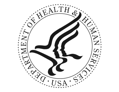 The seal of the US Department of Health and Human Services